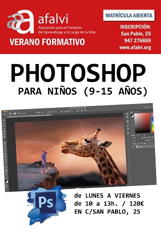 Photoshop. Nivel Medio